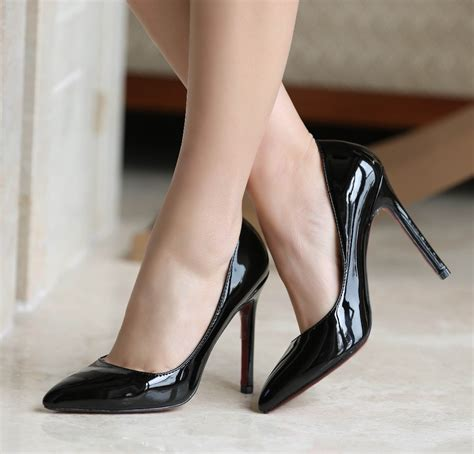 womens cheap high heels 2016 high heels plus size 34 42 10 11