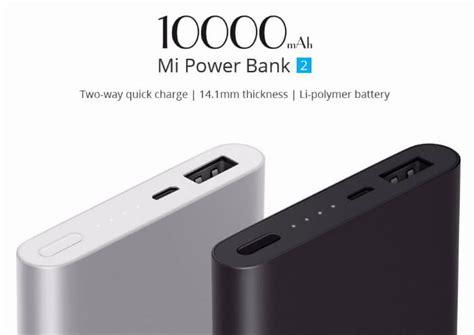 Power Bank Di Kediri xiaomi power bank conosci i power bank di xiaomi