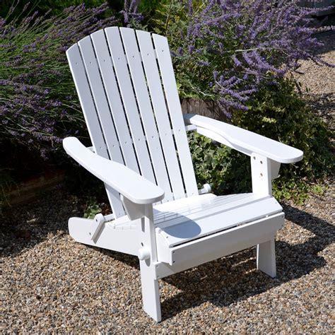 original adirondack chair plans adirondack folding hardwood chair painted white by plant