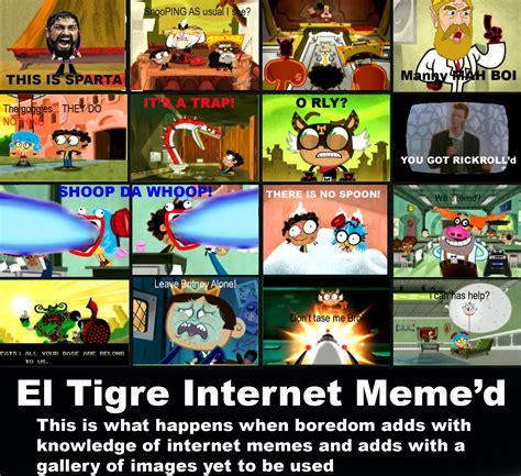 Internet Meme Wiki - image el tigre internet meme d png el tigre wiki