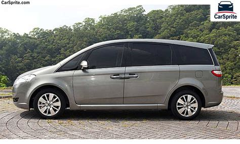 mpv car 2017 luxgen 7 mpv 2017 prices and specifications in saudi