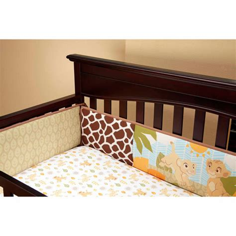 lion king baby bedding disney baby bedding lion king jungle fun crib bumper