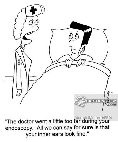 endoscopy cartoons and comics funny pictures from