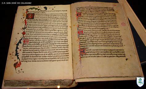libro baraetern el llibre 2 8 libros y documentos de un rey c p san jos 233 de calasanz