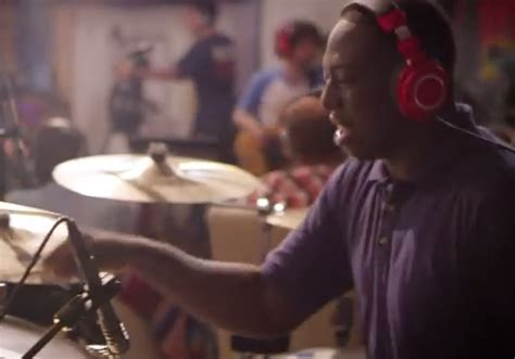 snarky puppy drummer larnell lewis with snarky puppy the new drummer
