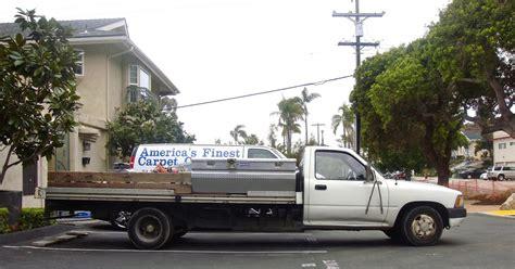 Toyota 1 Ton The Peep 1989 Toyota 1 Ton Dually Stakebed