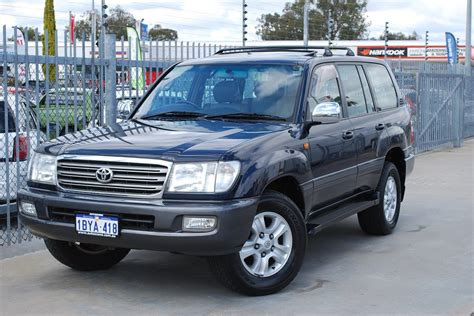 land cruiser 2005 2005 toyota land cruiser 100 pictures information and