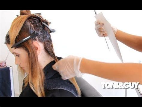 how to retouch the ombre hair style how to color hair ombre balayage hair color technique