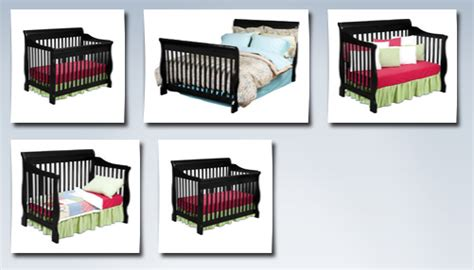 Delta Childrens Products Canton 4 In 1 Convertible Crib by Delta Children 7888 001 Cribs