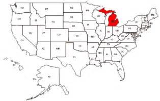 Michigan Us Map by Michigan Maps And Data Myonlinemaps Com Mi Maps