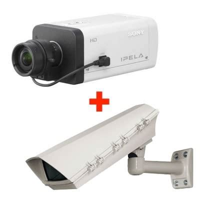 Ch M3104 image sony snc ch140 outdoor poe bundle with hd 720p