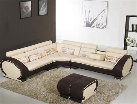 designer sectional sofas adjustable advanced 1 2 italian leather sectional modern