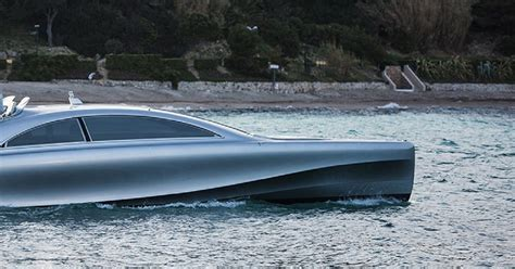 mercedes yacht mercedes designed a yacht but only 10 will be built