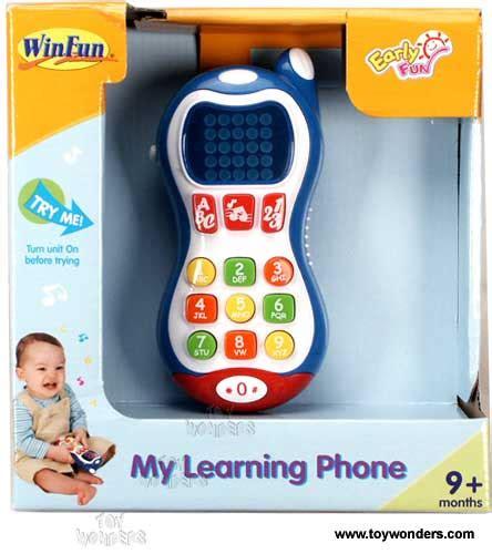 Winfun My Learning Phone my learning phone 14213e