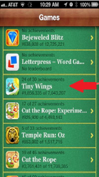 how to mod game center leaderboards how to check leaderboards on ios games ios mobile gaming