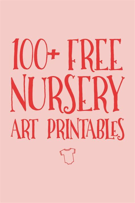 printable nursery quotes the definitive guide 100 free nursery art printables