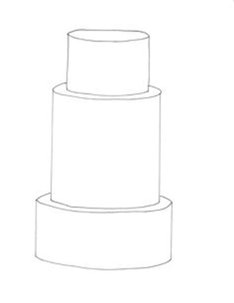 wedding cake templates free 1000 images about cake sketch templates on