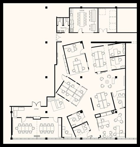 creative office layout plan bicom offices design beautiful interiors
