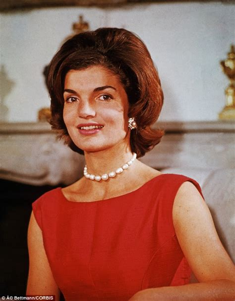 soft wave rebond tonny anf jackie touching letters of condolence sent to jackie kennedy
