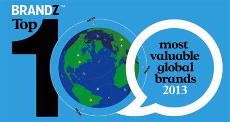 the top 10 most valuable global brands 2013 foodbev media
