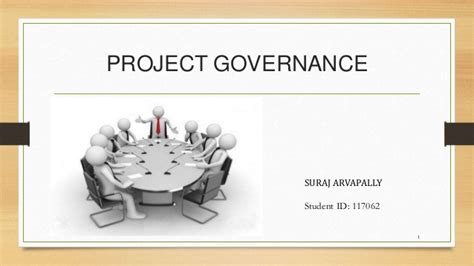 Project On Corporate Governance For Mba Students by Project Governance