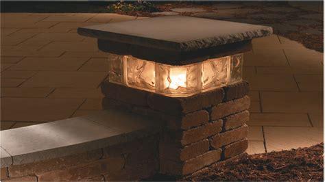 Outdoor Lighting Kits Top Solar Lights Outdoor Pillar Solar Pillar Lights Outdoor