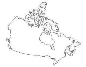 outline of canada map smart exchange usa canada outline