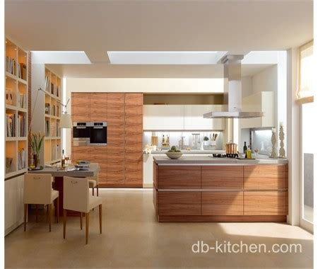 good quality kitchen cabinets reviews high quality uv wood grain modern kitchen cabinet model