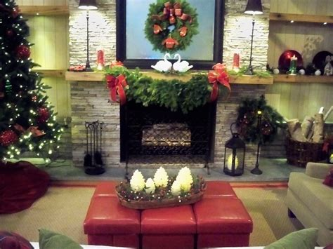qvc home decor at qvc home for the holidays mantel table decor