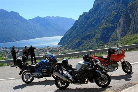 Motorradvermietung Gardasee by Die Beste Motorradtouren In S 252 Dtirol Von Den Dolomiten