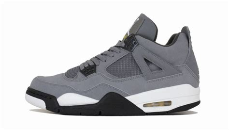 Air 4 Cool Grey Grade School by In Context The Cool Grey Air 4 Sole Collector