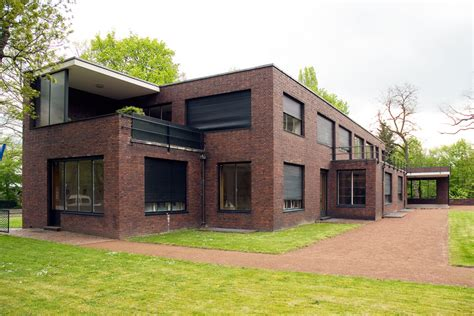 Mies Der Rohe Haus by Haus Lange And Haus Esters Mapio Net
