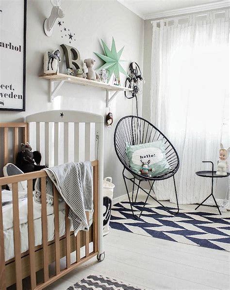 neutral baby curtains 8 gender neutral nursery dcor trends purewow