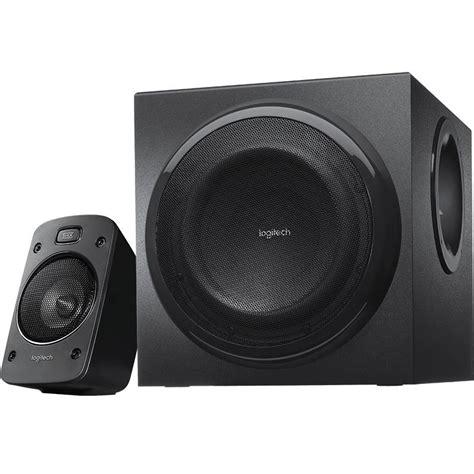 Speaker Logitech Z906 5 1 Speakers Dolby Thx Certified logitech z906 5 1 thx certified gaming speaker system