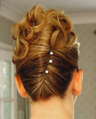 French Twist Updo Pictures | french twist hairstyles beautiful hairstyles