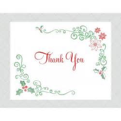 thank you cards style 675 whimsicalprints