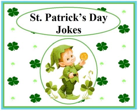st s day jokes 85 best st s day images on baby books kid books and blarney