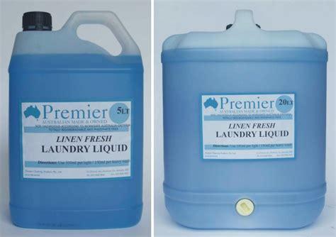 laundry liquids premier cleaning products online shop