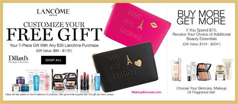 Buy Dillards Gift Card - dillards lancome gift with purchase september 2017