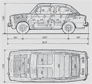 Blueprint Sketch index of design3d blueprint osszesitve fiat 850