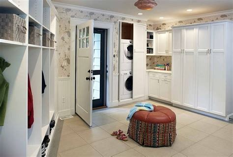 Laundry Room And Mudroom Design Ideas by How To Design A Practical Mudroom