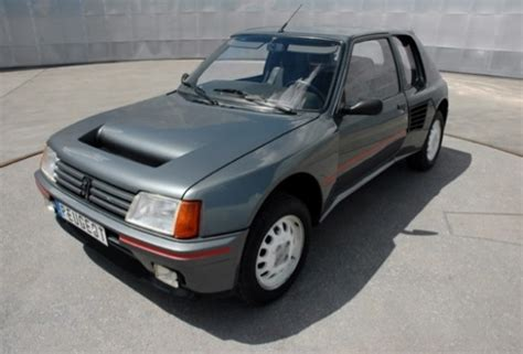 peugeot for sale usa b in the usa 1984 peugeot 205 turbo 16 bring a