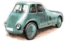 Aurel Ds built persu automobile 3ds