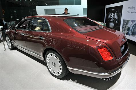 bentley mulsanne executive interior bentley mulsanne executive interior concept frankfurt