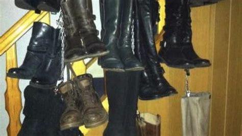 stiefel aufbewahrung stiefel platzsparend und originell aufbewahren frag mutti