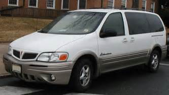 Pontiac Montana 2000 2000 Pontiac Montana Information And Photos Zombiedrive