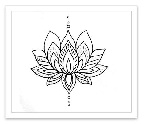 lotus pattern drawing 1000 ideas about lotus flower tattoos on pinterest