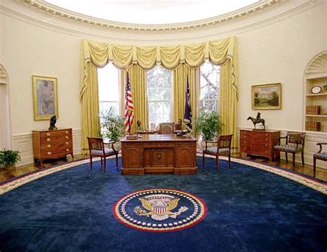 Oval Office Decor By President | oval office carpet e carpet vidalondon