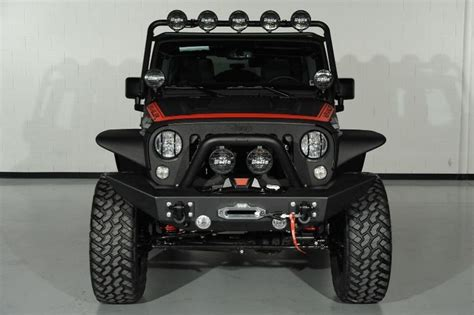 Mbrp Jeep 2014 Jeep Wrangler Unlimited With Mbrp Front Bumper