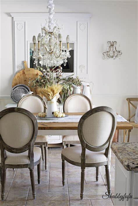 french country slipcovers chair slipcovers to change the look of a dining room